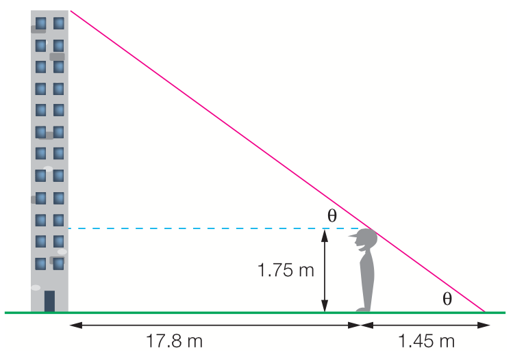 an example of a pythagoras theorem question in 3d