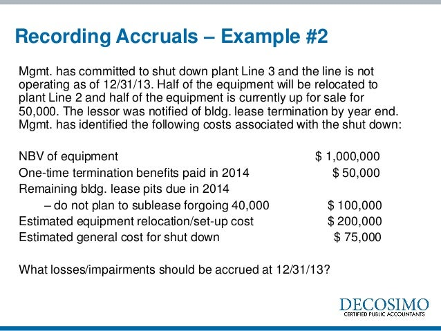 finance lease lessor accounting example