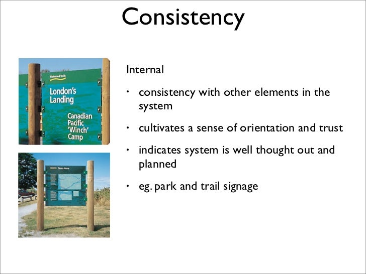 example of consistency in accounting