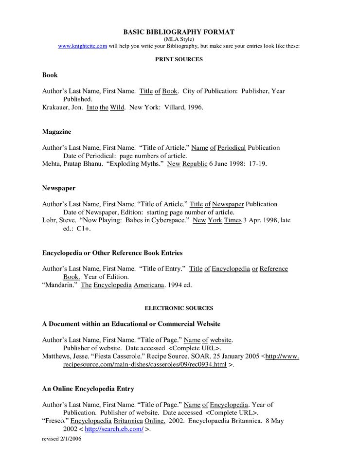 chicago 17th notes and bibliography example