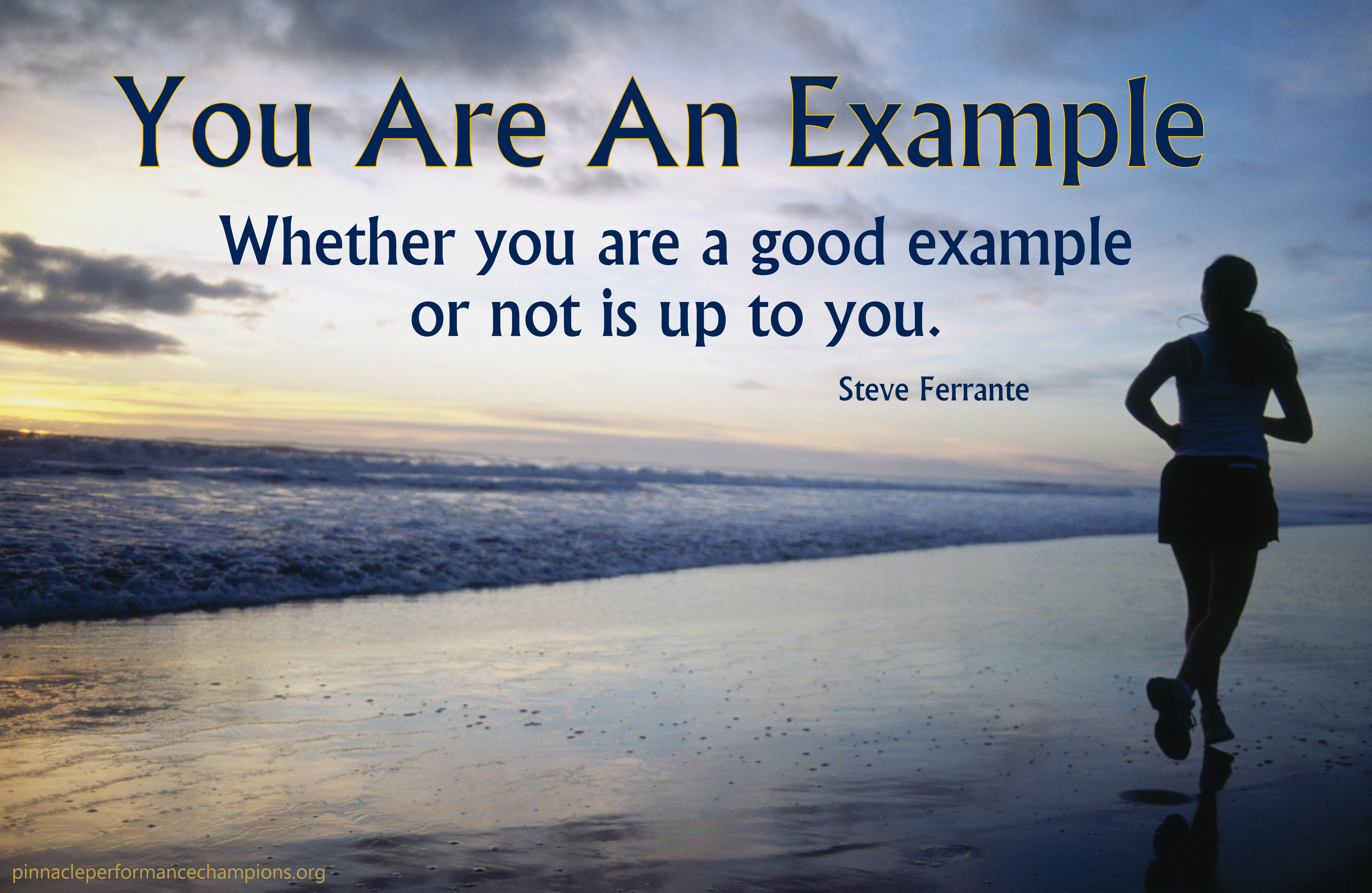 setting a good example quotes