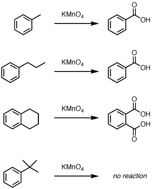 give an example of a strong acid