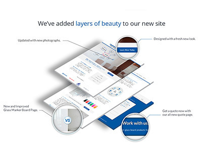 new website launch email announcement example