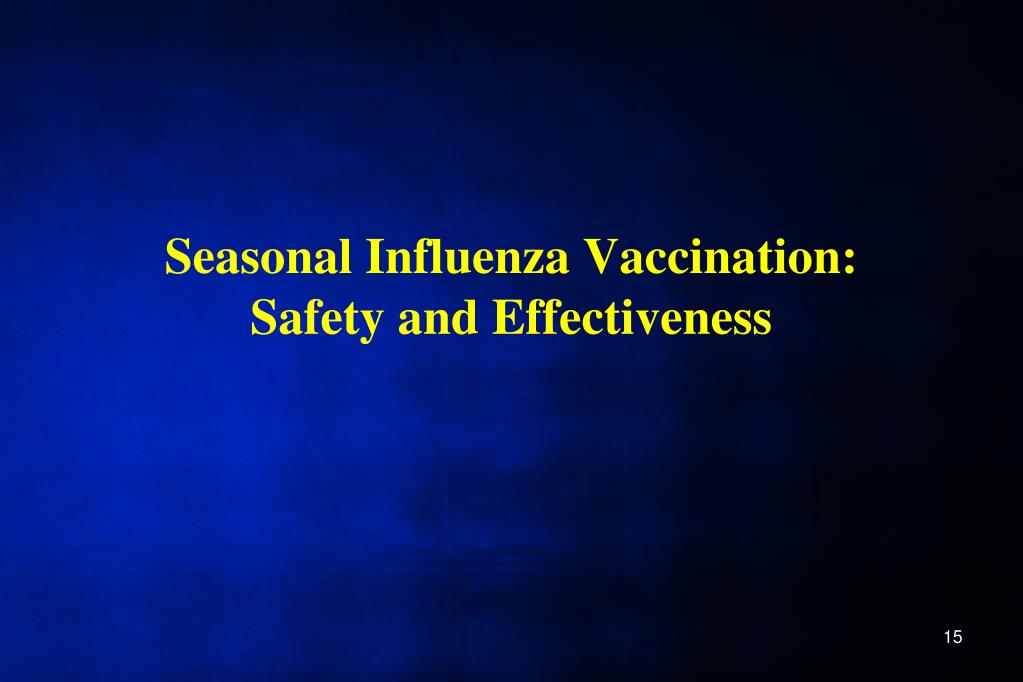 seasonal influenza is an example of a pandemic infection