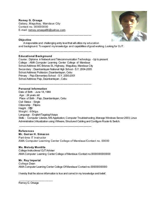 example in resume for managing confidential information