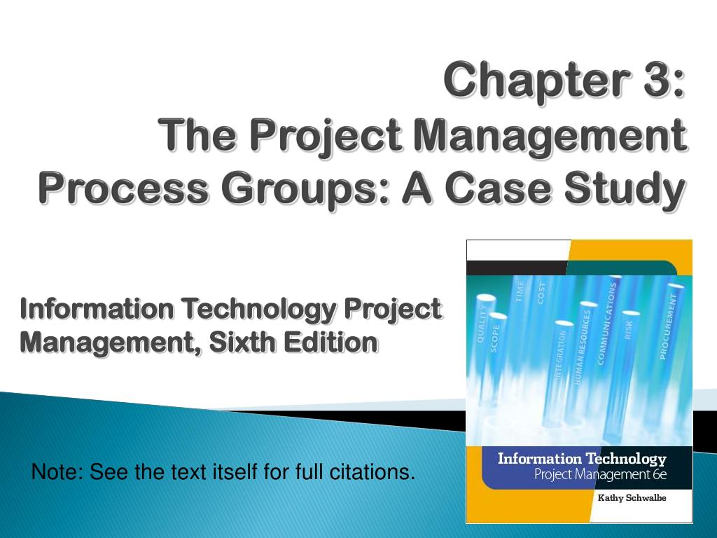 case study example of project management