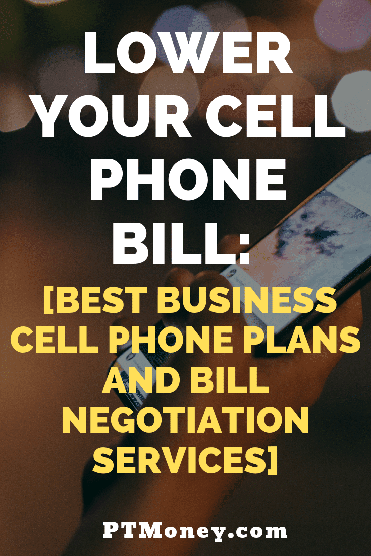 a cell phone business is an example of a