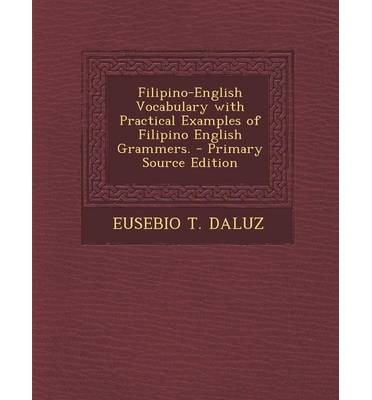 english to filipino example for interview
