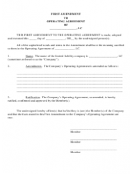 list of documents standard disclosure example