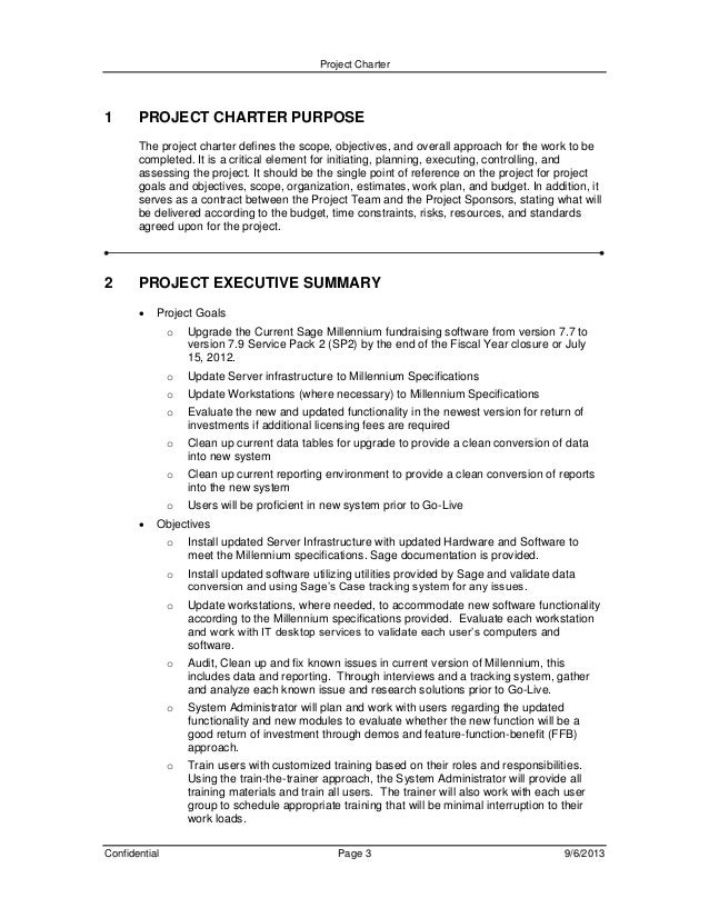 documentation of software project example