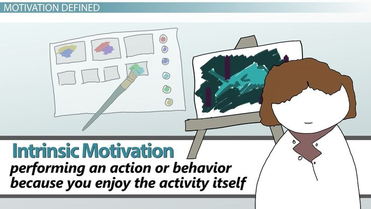 example of intrinsic motivation and extrinsic motivation