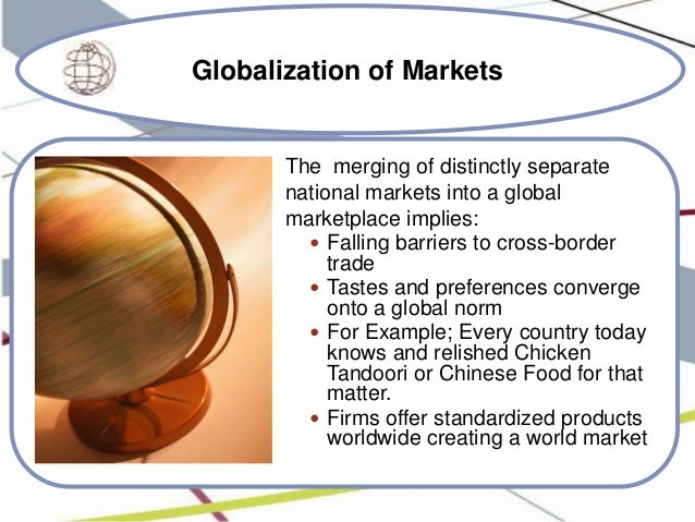 what are trade barriers give one example