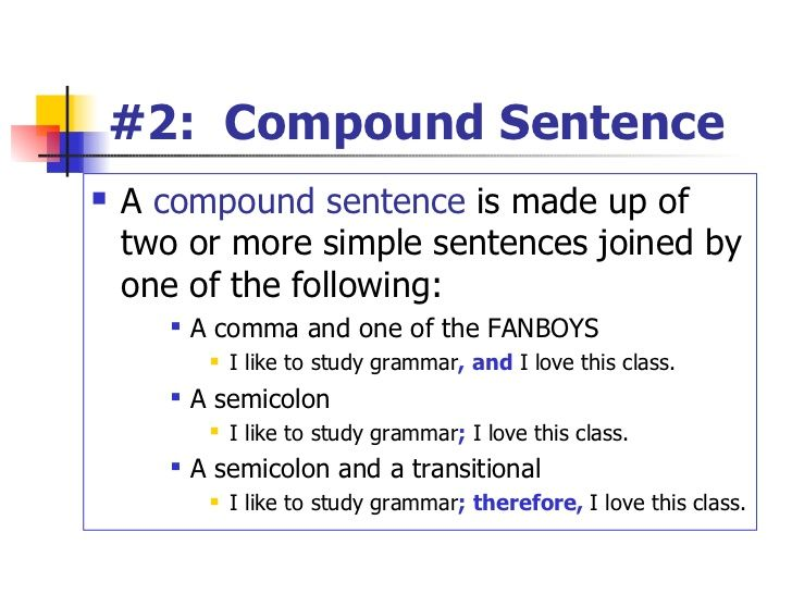 what is complex sentence and example